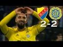 Höjdpunkter: Djurgårdens IF-GIF Sundsvall 2-2 | Allsvenskan 1/4-2019