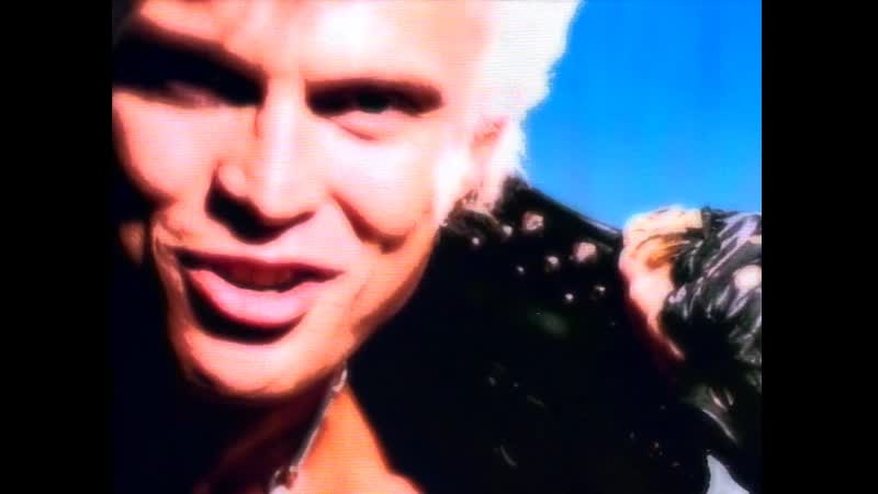 Billy Idol Cradle Of Love 1988 Directed by David Fincher