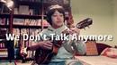 We Don't Talk Anymore Charlie Puth ft Selena Gomez covered by Feng E ukulele