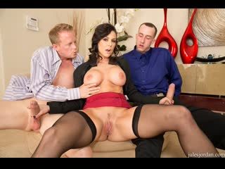 Kendra Lust Big Tit MILF Double Dicked