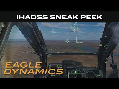 DCS AH 64D IHADSS Sneak Peek