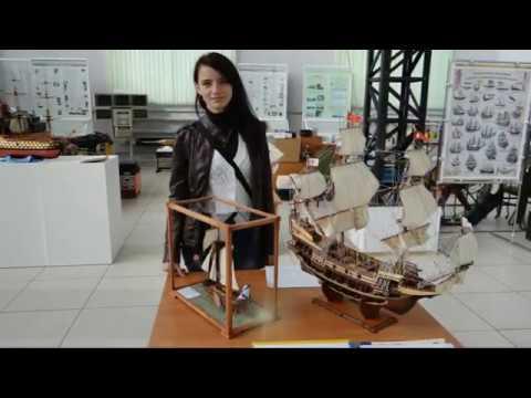 Master Korabel kit of Explorer Vitus Bering's vessel St Gabriel Мастер Корабел