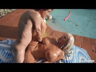 Sofie Reyez and Sally Dangelo - The Dark Middle Chapter - Porno, All Sex, Hardcore, Blowjob, MILF, Big Tits, Porn, Порно