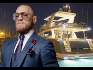 Conor McGregor new Lamborghini yacht after fight with Dustin Poirier 3