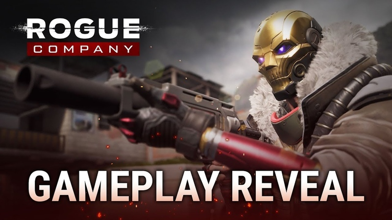 Rogue Company Gameplay Reveal Trailer