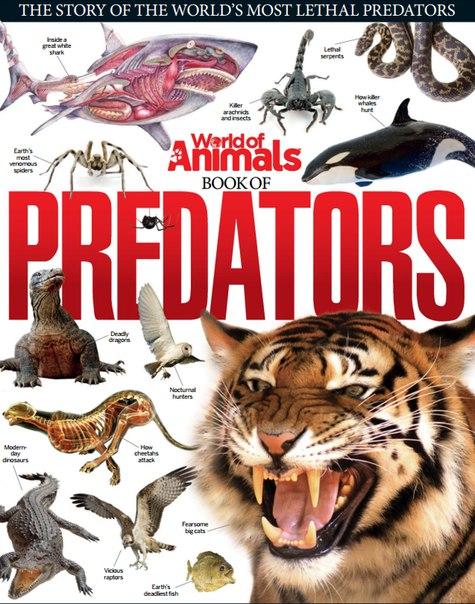 World of Animals Book of Predators Vol 1