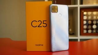 Вся правда о бюджетнике с NFC и 6000 мАч! Новинка! realme C25 / Арстайл /
