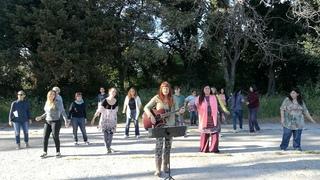 DANZARE ANCOR -  (Danser Encore  H.K. ITALIAN  version)  San Vincenzo -Tuscany