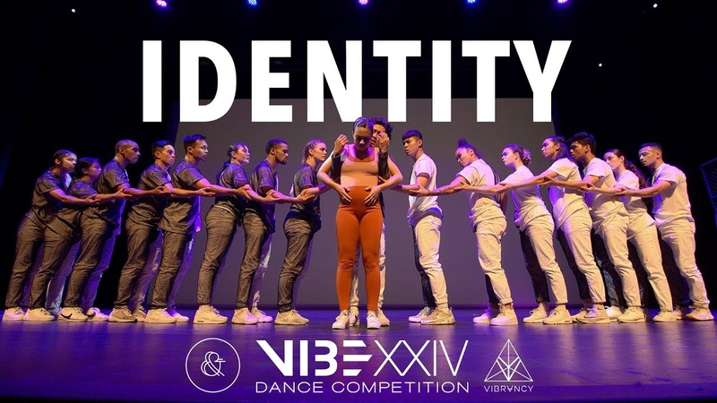 """Identity"""" Keone Mari Beyond Babel Cast Vibe Dance Competition"""