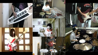 [HD]Kono Naka ni Hitori, Imouto ga Iru! OP [Choose me Darling] Band cover