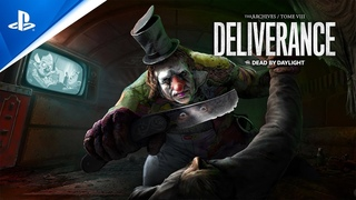 Dead by Daylight - Tome VIII: Deliverance Reveal Trailer   PS5, PS4