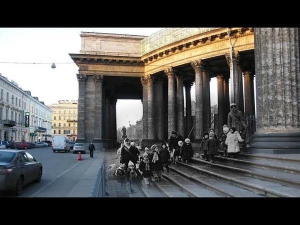 I Часть Дети блокадного Ленинграда Зинаида Алексеева