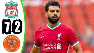 Liverpool vs Blackpool 7-2 All Gоals & Extеndеd Hіghlіghts 5/9/2020