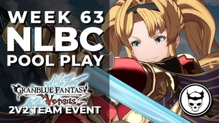 Granblue Fantasy Versus Team Tournament - Pool Play @ NLBC Online Edition #63