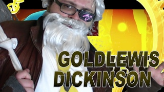 DLC #1 LEAKED Goldlewis Dickinson - Guilty Gear Strive * I TOLD YOU *