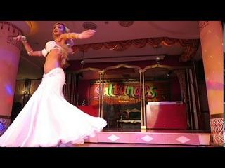 The best Turkish belly dancer Sultana's 1001 Nights Show-Belly Dance-Didem