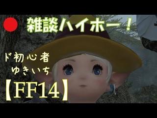 【FF14】初心者レベル上げ チタン鉱ハイホー!【マナDCパンデモニウム】8