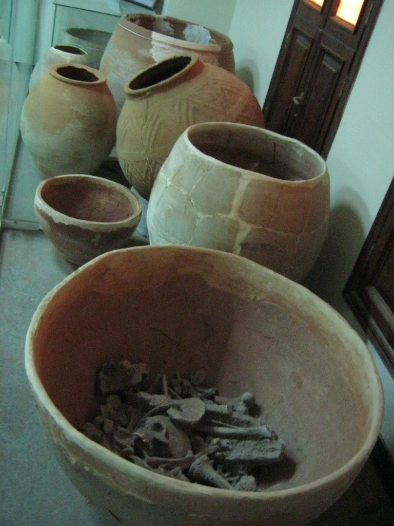 В музее Бандар Аббас