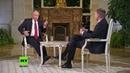 Putin beim Österreichischen Rundfunk Seien Sie so nett, lassen Sie mich ausreden!