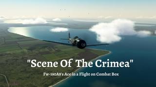 "IL-2 Great Battles: ""Scene Of The Crimea"" // Fw190-A8s // Combat Box // 6 Kills // VR with Comms"