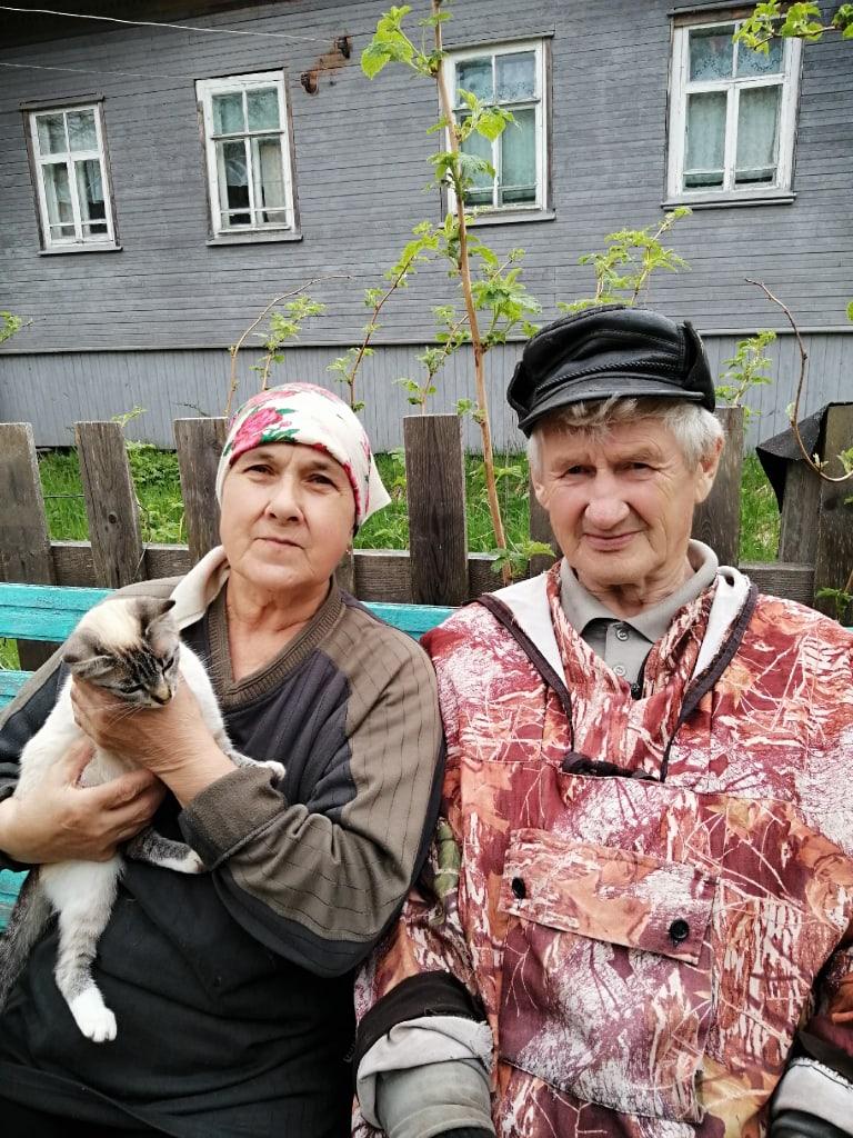 Сегодня сапфировую свадьбу отмечают наши родители - Тункины Владимир Михайлович и Ольга Михайловна!