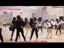 FSG Pick Up PRODUCE 48 48 behind Фотоссесия для профайл фото и танцевальная практика Nekkoya рус саб