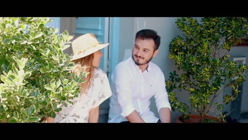 Амиран и Яна. Прогулка по Тбилиси.