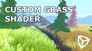 Stylized Geometry Grass Shader for Universal Render Pipeline Unity [Pt. 1]