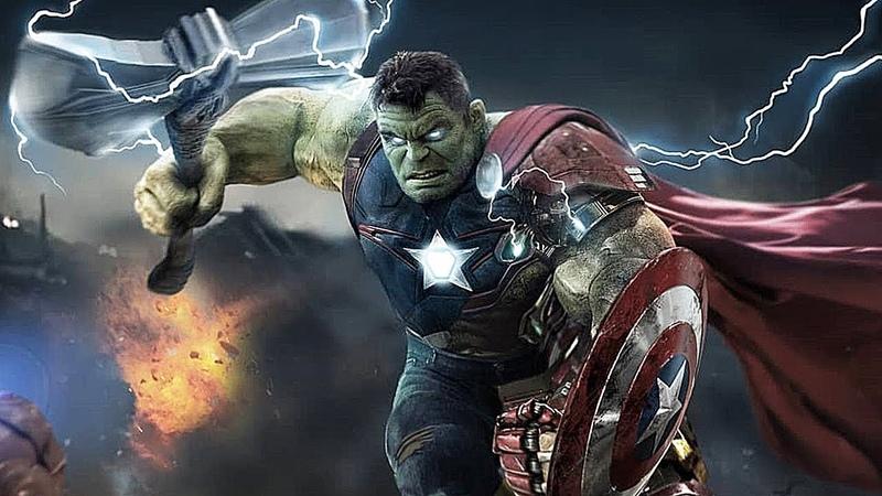 Этот Халк может уничтожать вселенные за секунды Сильнейший супергерой 2019