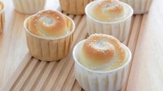 Creamy Coconut Bread Apron
