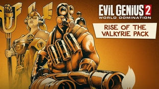 Evil Genius 2: World Domination – Rise of the Valkyrie Pack & FREE Team Fortress 2: Pyro Pack