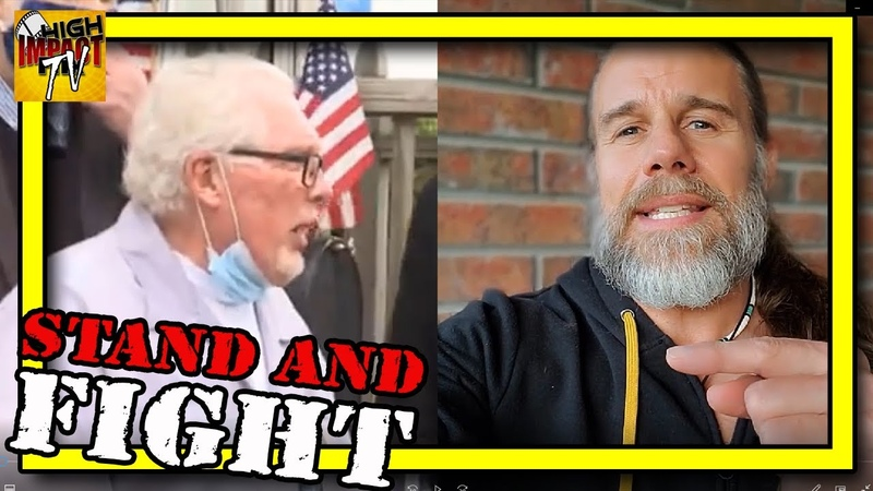 77 Year Old Barber Takes on Tyrant Gov Gretchen Whitmer