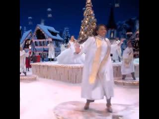 Тизер рождественского шоу. Паблик: sunshine ariana.