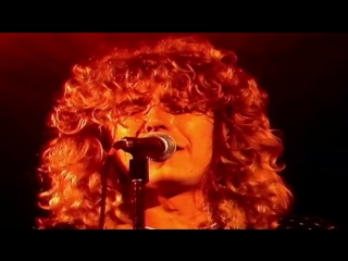 Led zeppelin kashmir (live video)