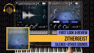 First Look: Zithergeist by Silence+Other Sounds: