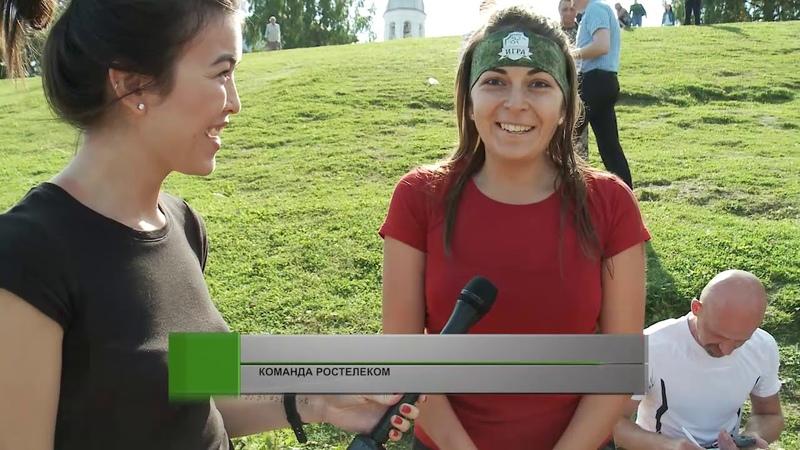 Штурм высоты и водная переправа – на день центр Вологды окутал дым Военно-патриотической игры