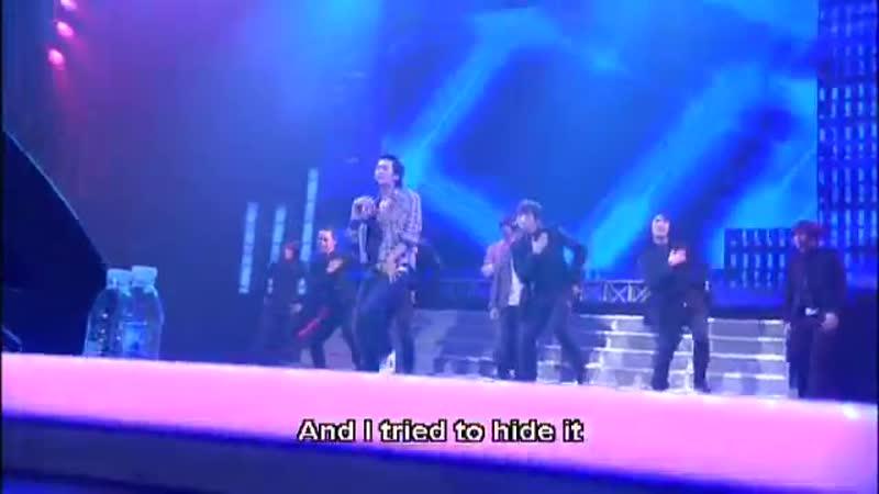 [Eng Sub] SS501 URMAN (Mini-Concert) Part 15