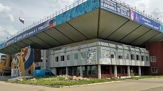 Магнитогорск, дворец спорта имени Ромазана, арена Металлург, аллея Звёзд ()