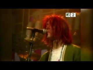 Nirvana - Live + Soundcheck at MTV Studios New York 1992 (Kurt Cobain - Red Hair