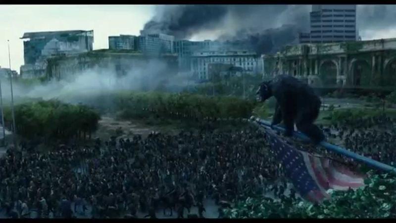 Планета обезьян 2 Революция смотреть онлайн бесплатно фильма трейлер смотреть онлайн без регистрации