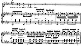 Schubert: Selected Lieder