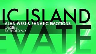 Alan West & Fanatic Emotions - Desire