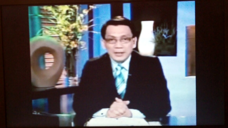 Let The Bible Talks By Bro. Eli Soriano, 1 March 2011 Part 1 Of 9 (Pilipino And English Versions)