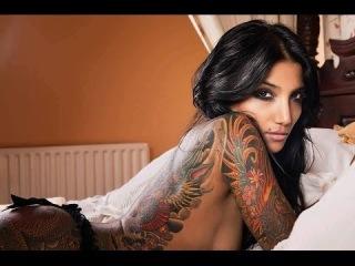 Dubstep - mit Sexy Tattoo Girl ( HDGGLP Track 2014 )