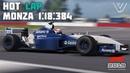 F1 2019 Williams FW 25 Monza Hotlap Setup 1.18.384