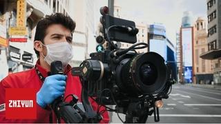 ZHIYUN MOMENTS   Crane 3S x Canon EOS C300 Mark III Test Footage In Madrid