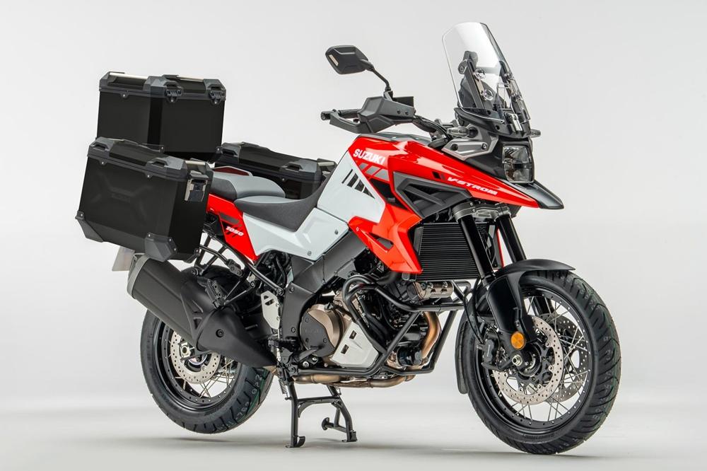 Турэндуро Suzuki V-Strom 1050XT Tour 2021