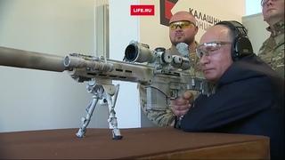 Putin shoots Biden | Путин стреляет в Байдена