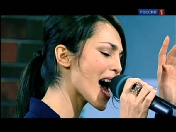 Сати Казанова Сказка HQ live живой звук в гостях у программы Профилактика