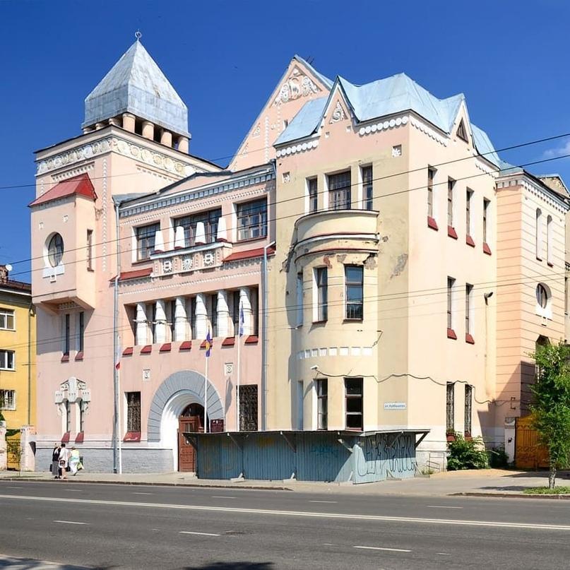 Прогулки по Старой Самаре: Крестьянский поземельный банк 🕍